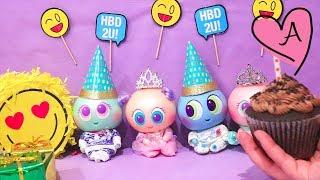 fiesta de cumpleaños con ksi mami andre muñecas y juguetes con andre para niñas y niños