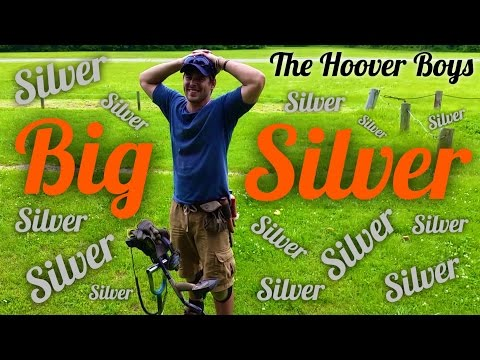 Silver Spill - Silver Coins Everywhere Metal Detecting! BIG Silver