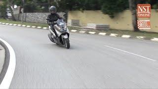 Yamaha Nmax 155cc review