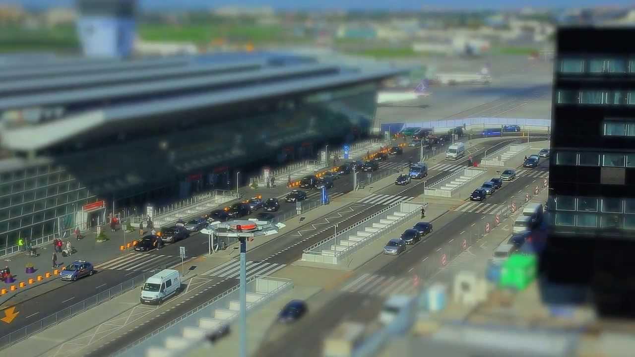 przyloty chopin lotnisko