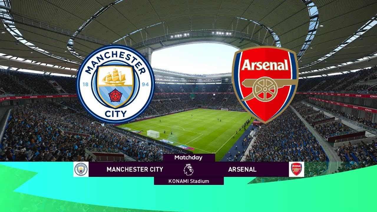 Man City Vs Arsenal 2020/21 - Premier League 2019 20 ...