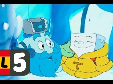 Narigota Episodio #5 - Cuando el rio suena. - Caricaturas comiquitas sobre el agua y naturaleza