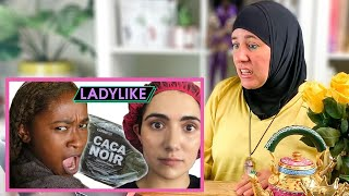HENNA EXPERT REACTS TO @As/Is LADYLIKE TRYING HENNA FOR THE FIRST TIME