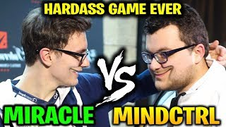 MIRACLE SHADOW FIEND vs MIND CONTROL - HARDASS GAME EVER