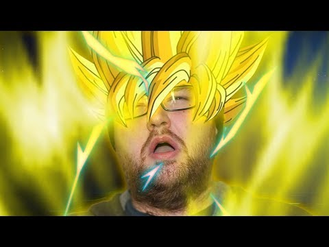 Super Saiyan Clicker MFPallyTime | TGN Squadron Heroes of the Storm Funny Moments