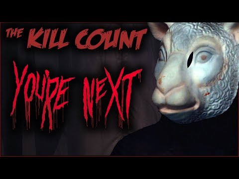 Youre Next (2011) KILL COUNT