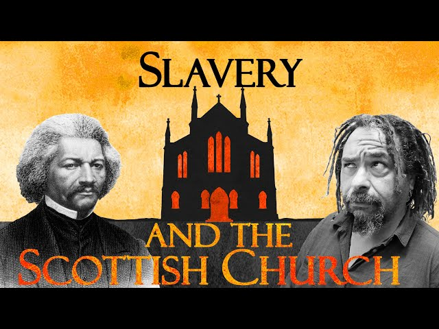 Day 212 - Frederick Douglass In Scotland: Black History Month With Bruce Fummey