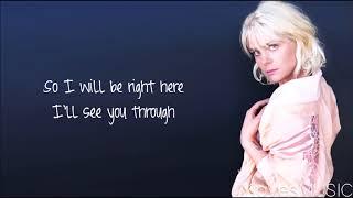 Hanne Leland - Stay (Lyrics) {Singer-Songwriter}