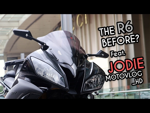 THE R6 BEFORE | feat. Jodie Motovlog