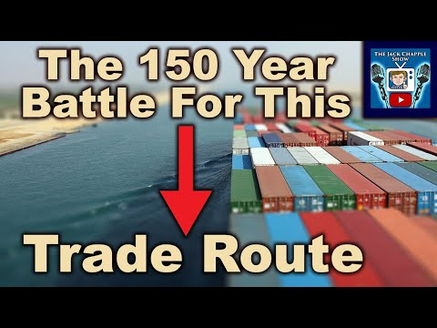 The 150 Year Battle for the World's Most Important Trade Route |