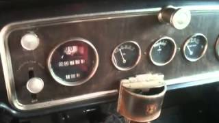 1930 BUICK COUNTRY CLUB COUPE 331 6 cylinder starting
