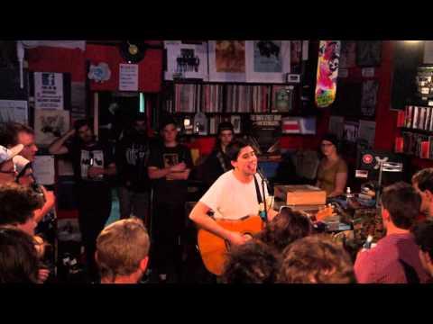 MAX STERN - Laila, I'm Sorry - LIVE @ BEATDISC RECORDS 20/02/14