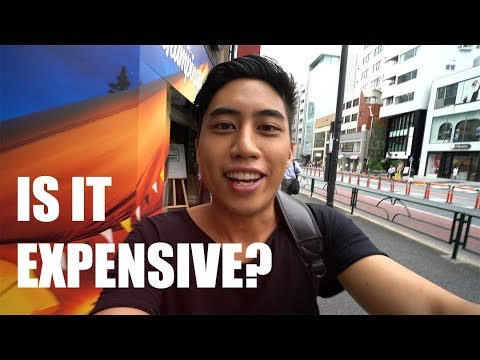 Cost Of Living In Tokyo (MY RENT & EXPENSES)