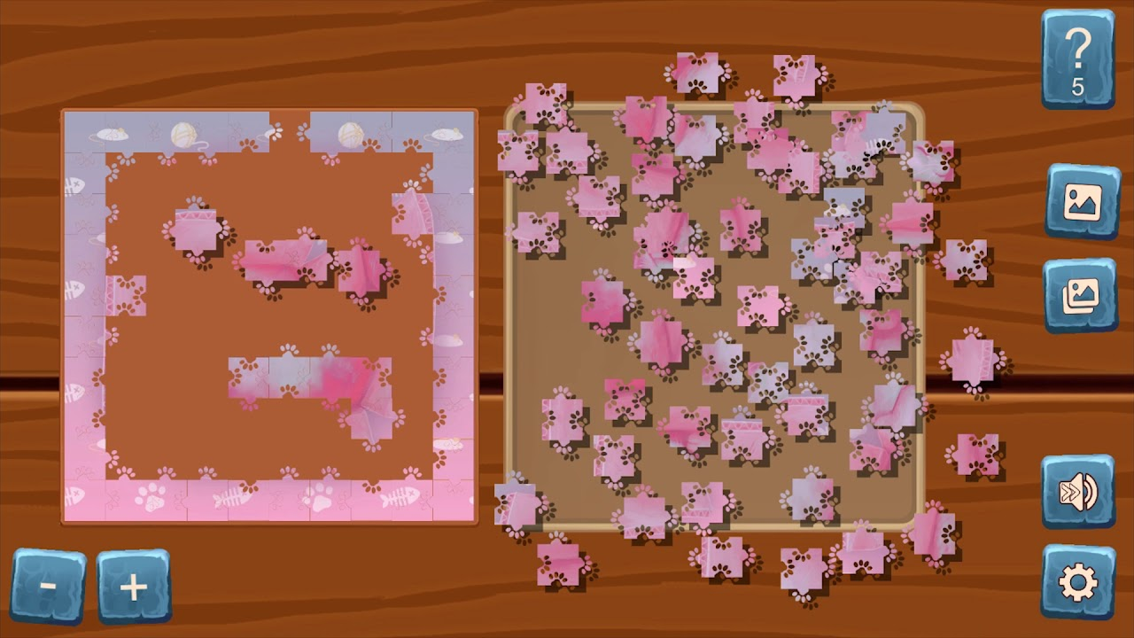 Pussy Puzzle Gameplay - PC 1080pHD (no commentary)