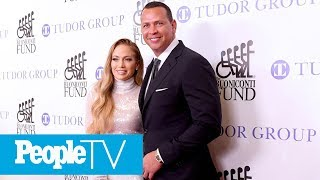 What Do You Get The Girl Who Has It All? A-Rod Reveals His Holiday Plans For J.Lo | PeopleTV thumbnail