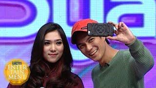 Video Selfie Baim Wong & Isyana Sarasvati [Dahsyat] [10 09 2015] download MP3, 3GP, MP4, WEBM, AVI, FLV Desember 2017