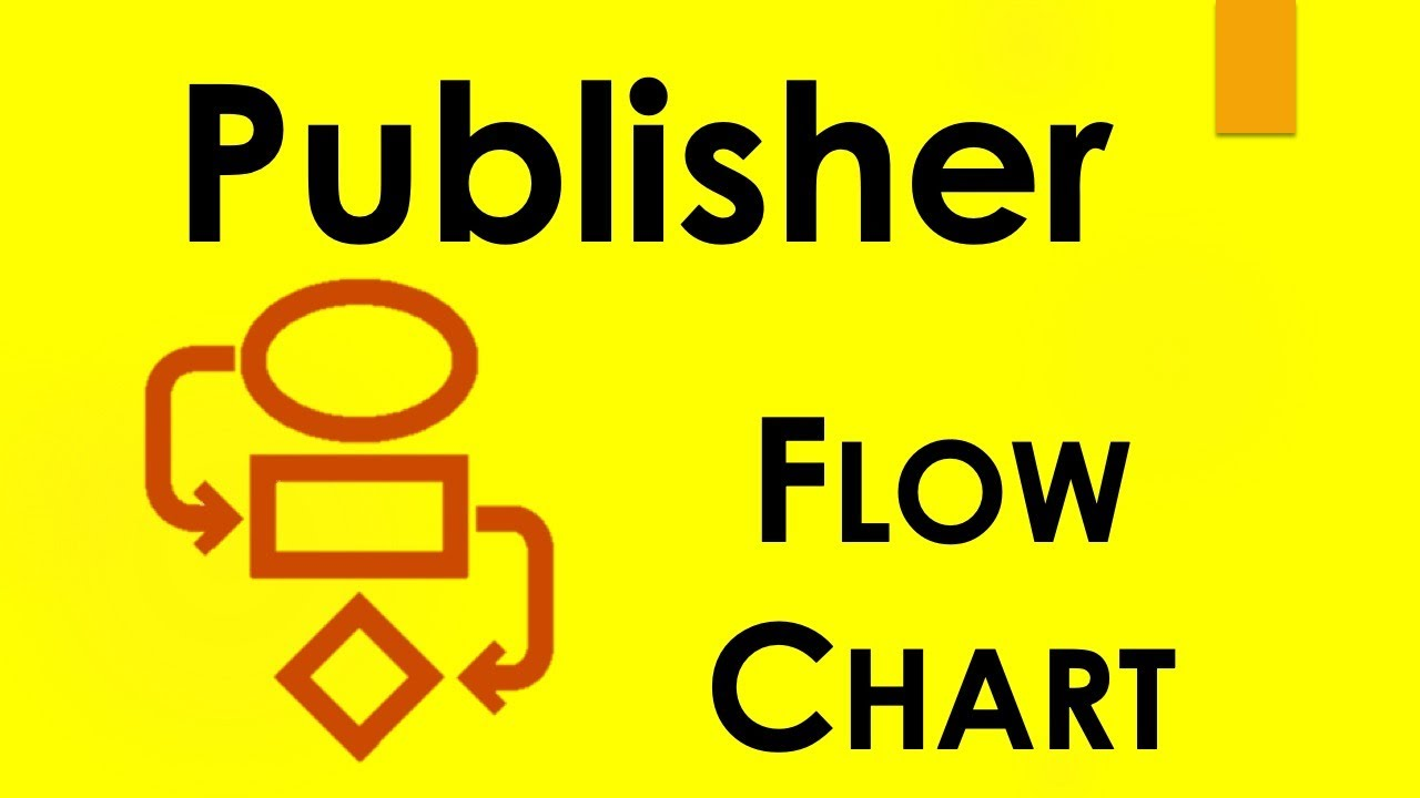 microsoft publisher 04 how to create a flowchart with publisher
