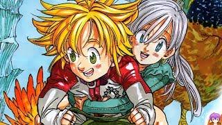 The Teachers of Meliodas & Zeldris - Nanatsu no Taizai Chapter 235 Manga Review