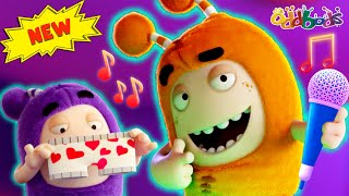Oddbods 🎤The Oddbods Song 10 Minutes Non-Stop | Funny Cartoons For Kids
