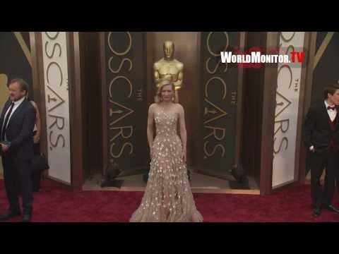 Cate Blanchett, Jessica Biel, Sarah Paulson 86th Annual Academy Awards Redcarpet