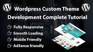 How to Create a Responsive WordPress Theme from Scratch in Hindi