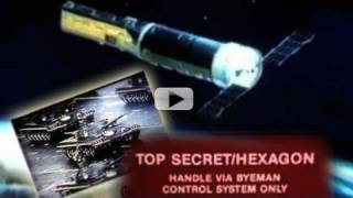 Just Declassified: Spy Satellite KH-9 Hexagon