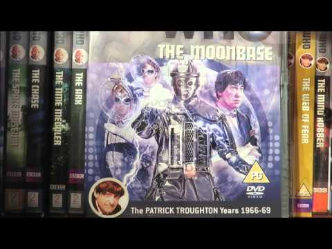 Doctor who the Moonbase review.