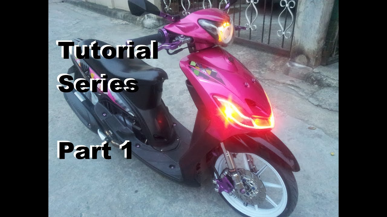 Wiring Diagram Mio Sporty