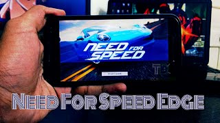 Need for Speed Edge Gameplay: Android
