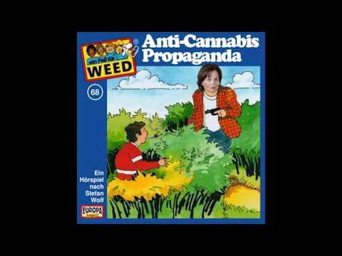 TKKG Folge 68 - Anti-Cannabis Propaganda