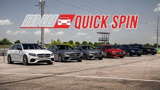 Mercedes-AMG Family Haulers | Quick Spin