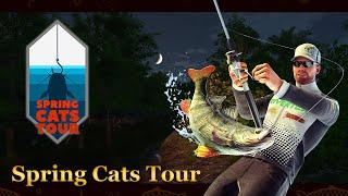 Fishing Planet Трофейные Оливковые Сомики на реке Нейеррин Spring Cats Tour