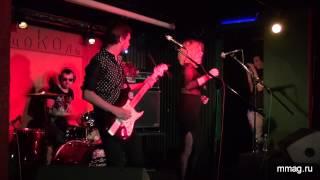 mmag.ru: MusicMagLive - CREAMSCREAM live в клубе Цоколь на Electro Halloween 1.11.2013