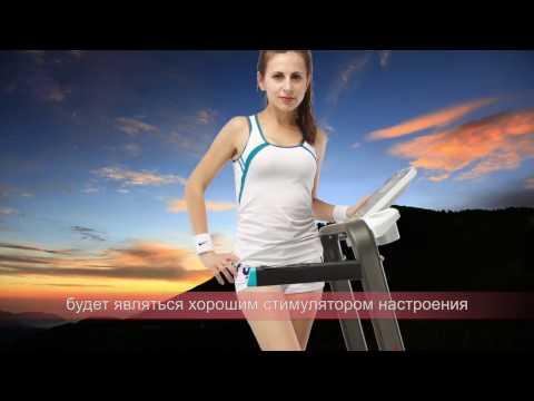 Беговые дорожки DFC Strong C1, С2, С3, С4 с бесплатной доставкой по России