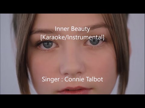Connie Talbot - Inner Beauty - Karaoke/Instrumental