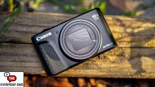 The $400 Budget 4K Canon Camera! Canon SX740 HS