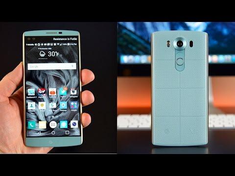 LG V10: Full Review