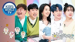 Guests: KimDonghan,ParkEunyeong,YunJeongsu,NamChanghui,ParkGiru[Hello Counselor/ENG, THA/2019.04.15]