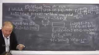 2/2 Lectia 477 - Rezolvam testul din gazeta matematica dat la clasa si Tema pentru acasa - Clasa 4