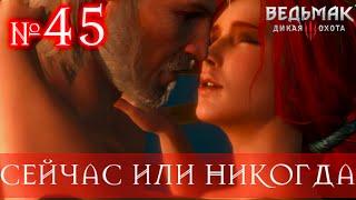 Ведьмак 3 [ СЕЙЧАС ИЛИ НИКОГДА И СЕКС С ТРИСС ] №45