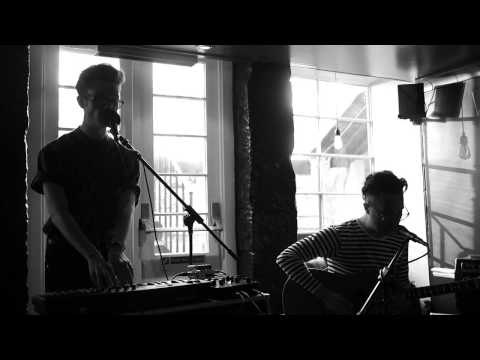Miracle Strip 'Took A Running Jump' live for Voxbox, Edinburgh - Record Store Day 2015
