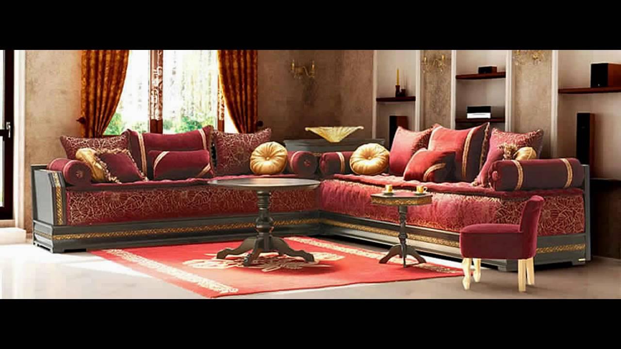 salon maghribi salon marocain  YouTube