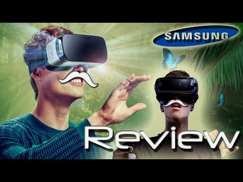 Samsung Gear VR W/Controller Review!