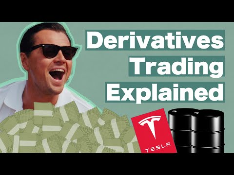 Derivatives Trading Explained