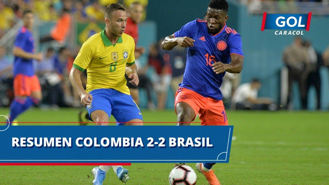 Colombia vs Chile: en vivo minuto a minuto del amistoso por la ...