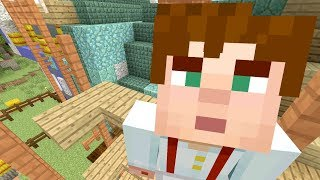Minecraft Xbox - My Story Mode House - Fixing Our Homes