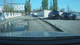 Коблево 2016 вариант 2. Вид из машины на #Коблево - начало сезона 2016.(Второй вариант видео с разными звуковыми дорожками. Вот так выглядит Коблево через лобовое стекло автомоби..., 2016-05-16T19:03:14.000Z)