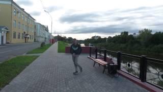 Дмитрий Смелый. Prezident Вreakerz. Обучение современным танцам в Череповце.