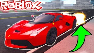 THIS FERRARI IS MY FAVORITE CAR! (Roblox Vehicle Simulator) #6