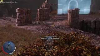 Middle Earth Shadow Of Mordor Max Settings 1080p GTX 1070 Gameplay